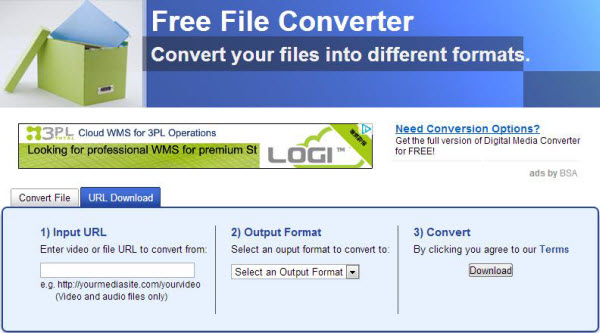 wmv to avi online converter