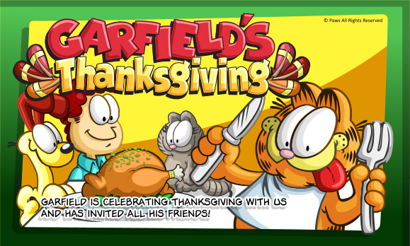 thanksgiving cartoon movie