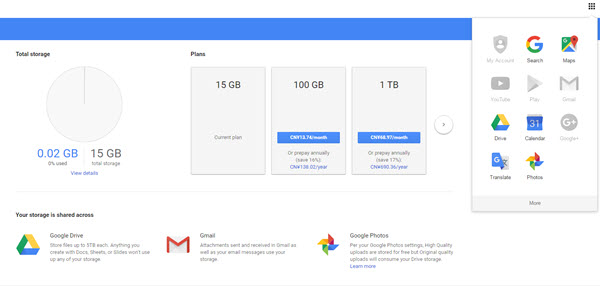 upload google drive video to youtube