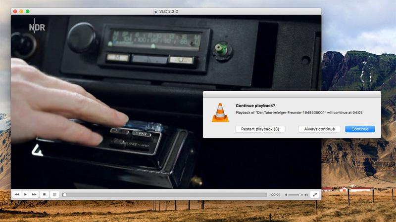 avi player VLC Media Player