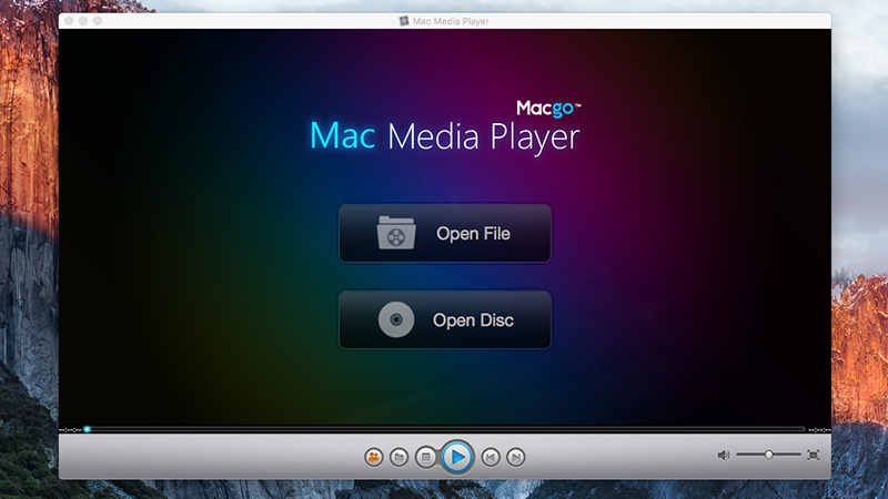 avi player Macgo Mac Media Player