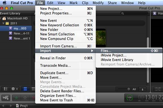 Import AVCHD to Mac: How to Import AVCHD to Mac or Final Cut Pro