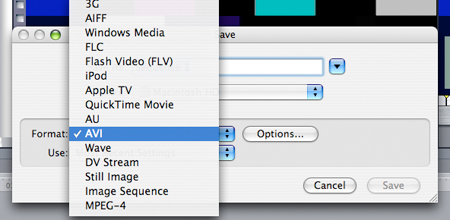export final cut pro to wmv step