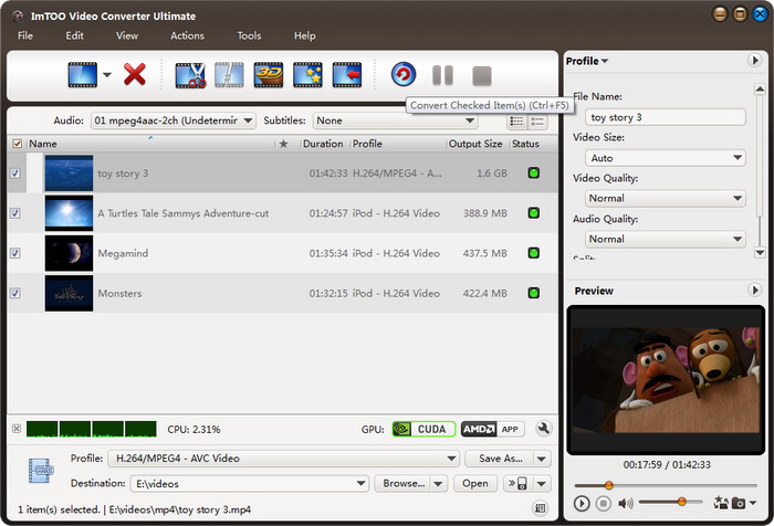 wmv converter free download