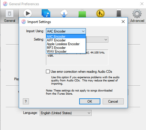 WAV to AAC: How to Convert WAV to AAC Format in iTunes