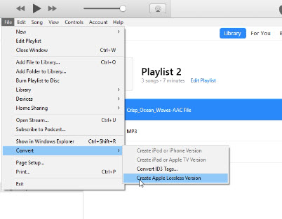 how to convert flac to mp3 itunes