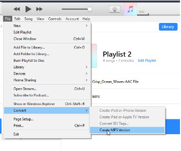 How to Convert FLAC to MP3 in iTunes