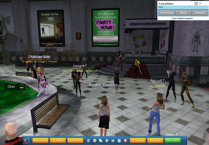 Best 3D Virtual World Games, Avatars & Characters ...
