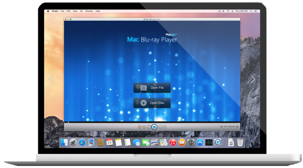 open mp4 on mac