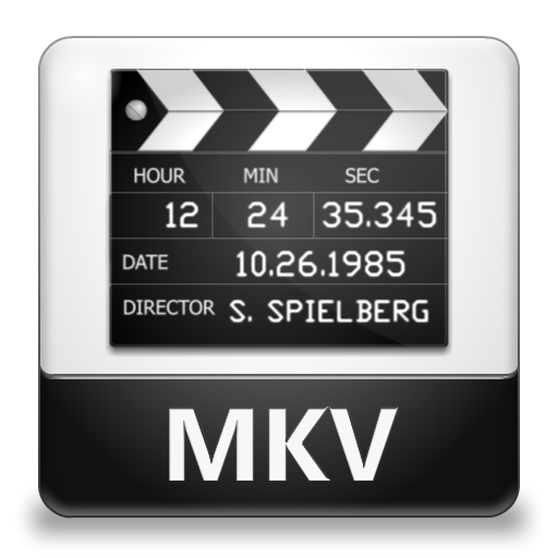 MP4 par apport format MKV