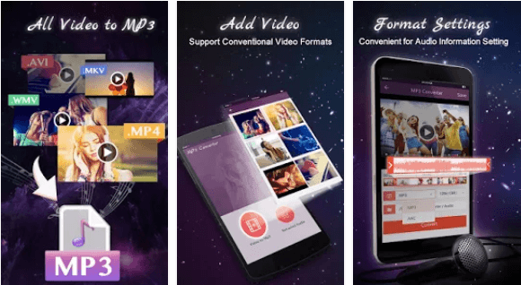 convert youtube to mp3 android