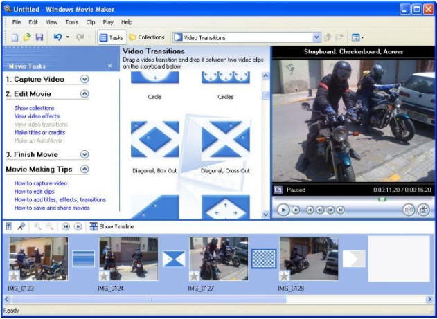 free mp4 compressor Windows Movie Maker