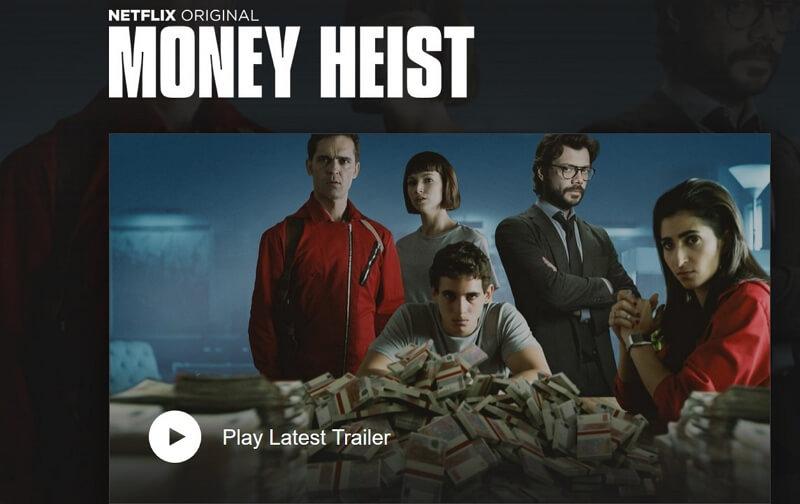 Money Heist English Download