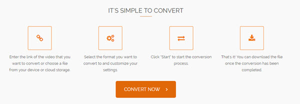 URL to MP4: How to Convert URL to MP4 in 3 Steps