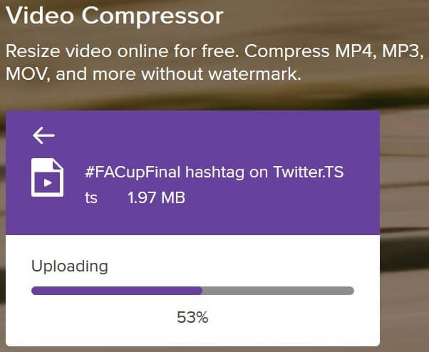 compress your video