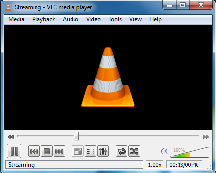 resize mp4 with vlc step 6
