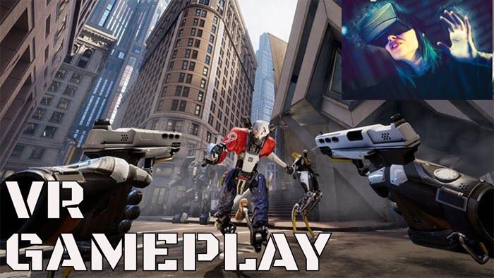 3d virtual games