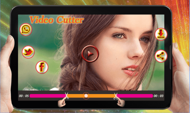 resize video mobiel