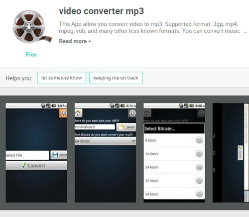 android mp3 converter