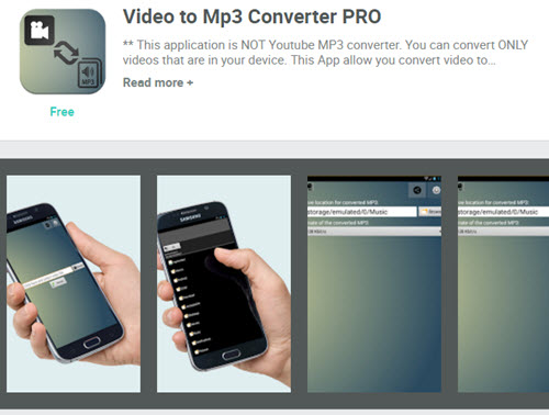 video converter to mp3 android