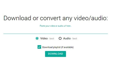 Convert Vimeo to MP4 Online