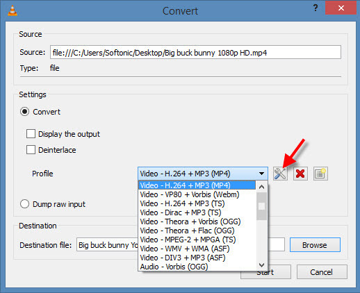 convert mp4 to avi free