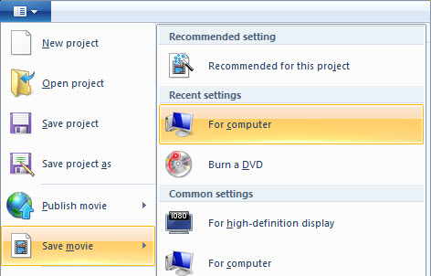 movie maker to mp4 converter