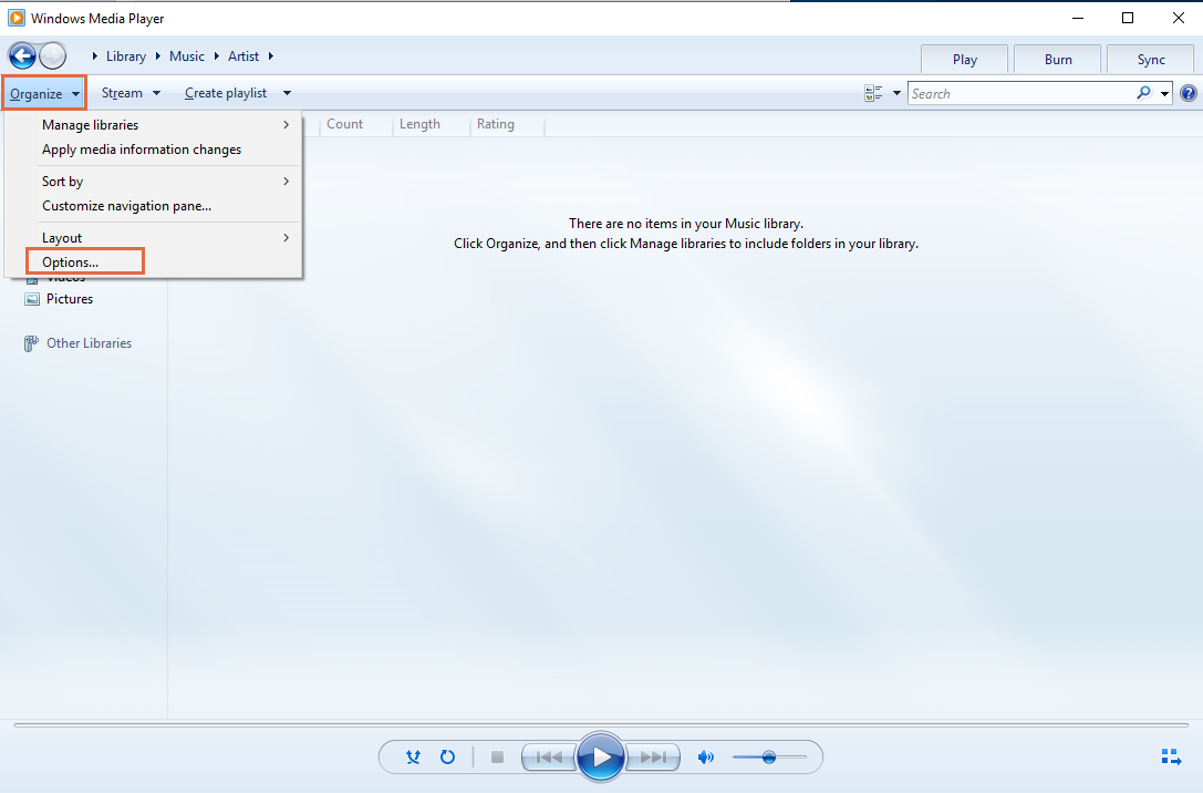 como converter mp4 para mp3 no windows media player