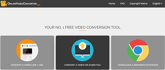 convert videos online