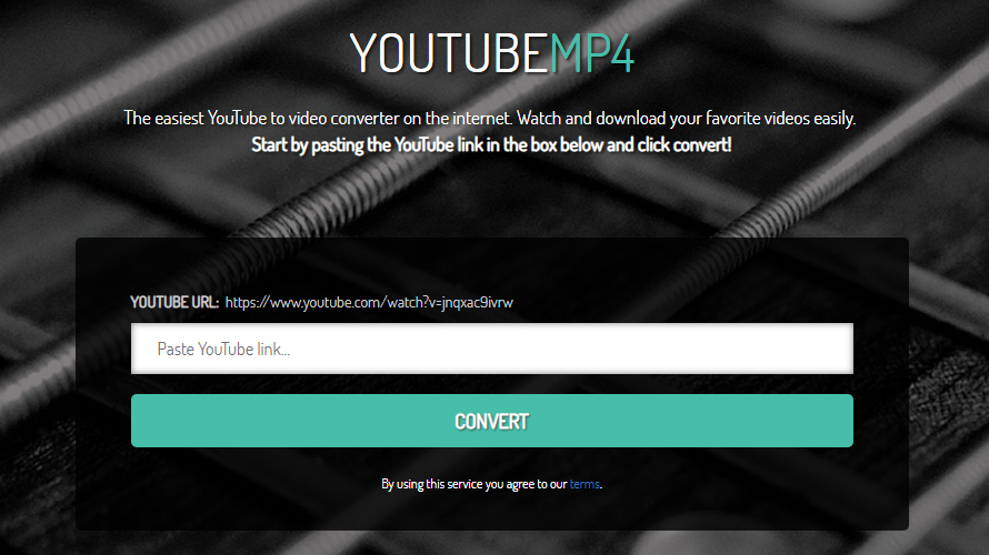Online Video Converter youtubemp4